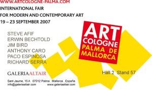 Art-Cologne-Palma